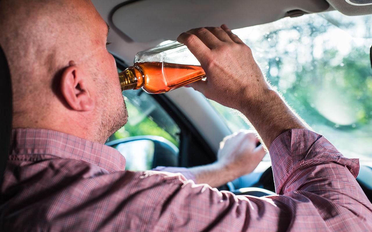 В Брянске на Объездной пьяный водитель перевернул машину полную пассажиров
