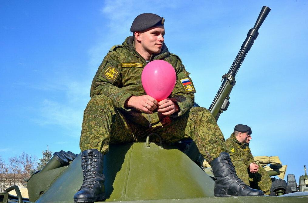 «Единая Россия» предлагает брянцам отметить 23 февраля на Кургане