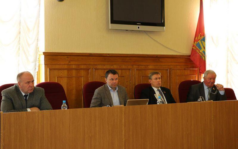 Брянские парламентарии готовят очередные транспортные реформы