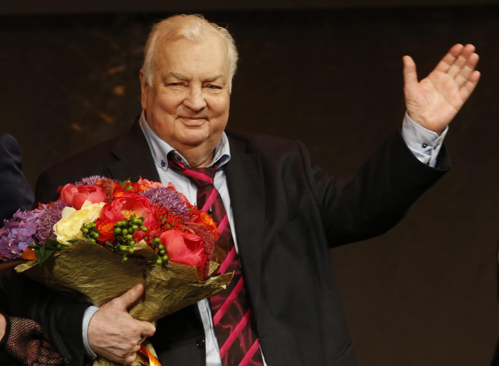 Умер народный артист Михаил Державин