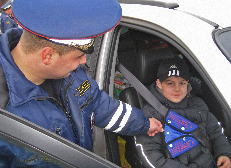Завтра брянских водителей проверят на заботу о детях