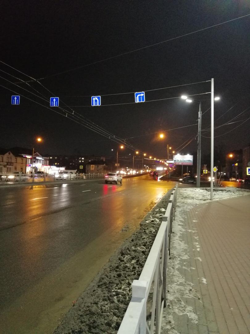 На остановке «Брянск-2» произошло ДТП