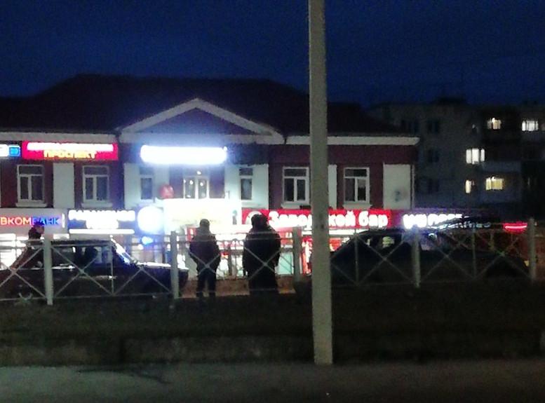 На путепроводе в Фокинском районе столкнулись легковушки