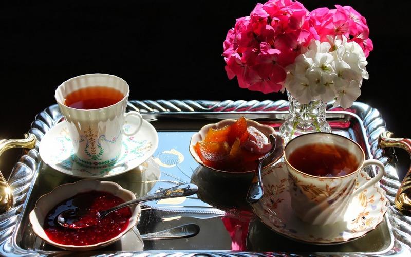 Чай с вареньем подорожали к холодам