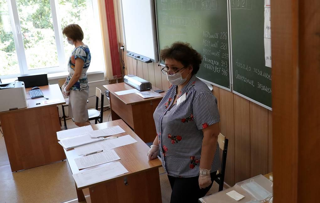 Ношение масок для учителей Брянска и области будет обязательным