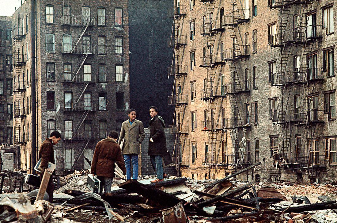 Реновация по столичному: снос криминальных пятиэтажек