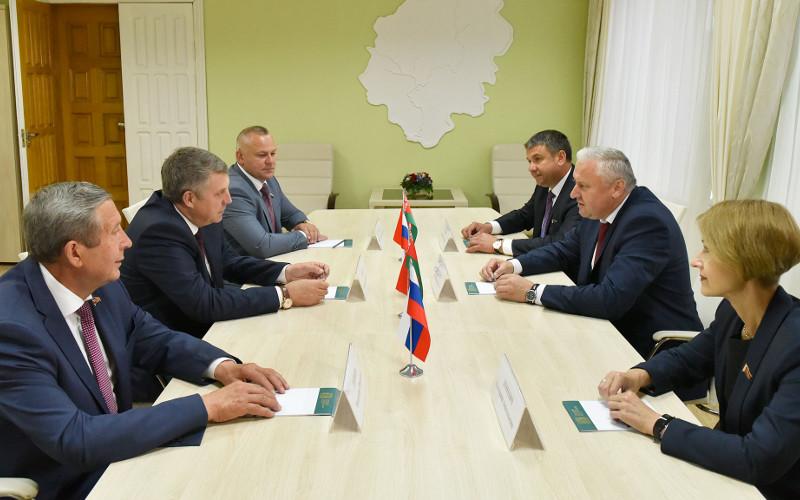 Товарооборот Брянской области с Беларусью за год вырос на четверть