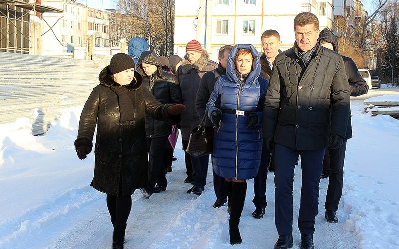 В Брянске жителям улицы Коммунаров пообещали канализацию