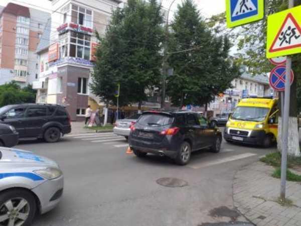 Свидетелей ДТП наулице Фокина ищет брянская полиция
