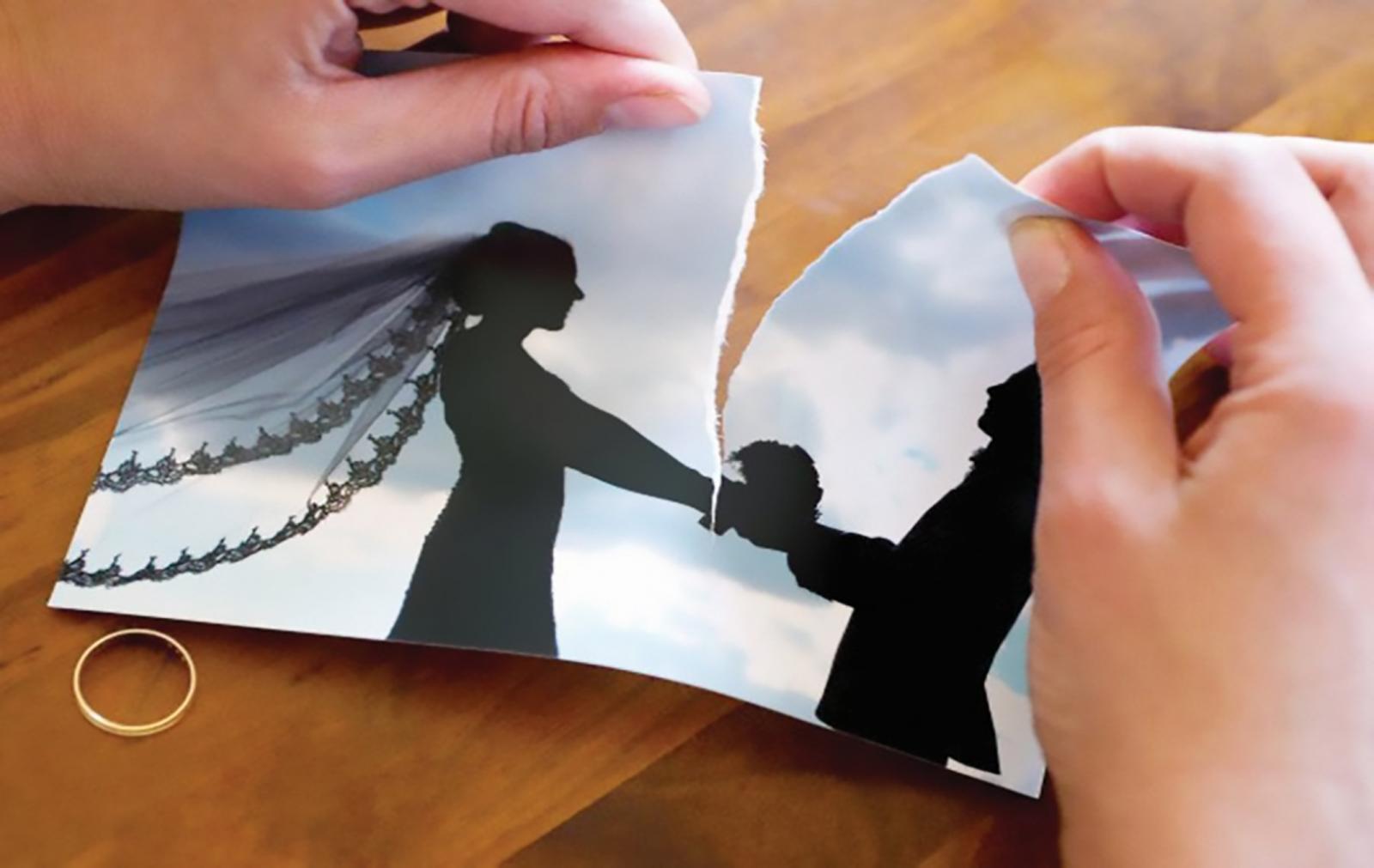 ТОП-7 регионов, где разводов больше, чем свадеб