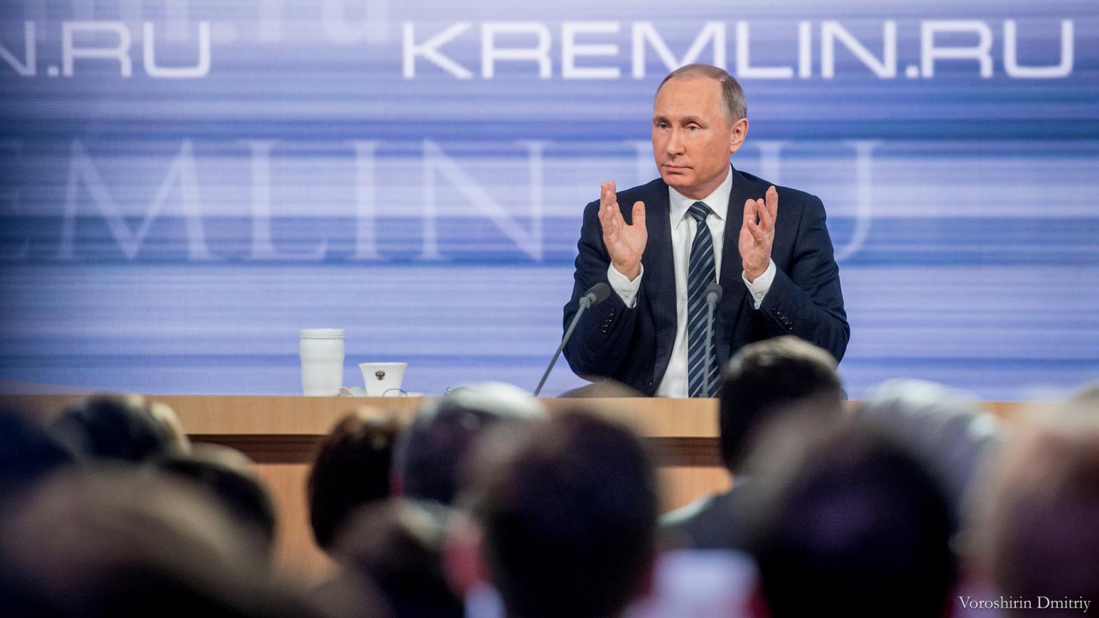 Путину доверяют: опубликовал рейтинг доверия политикам