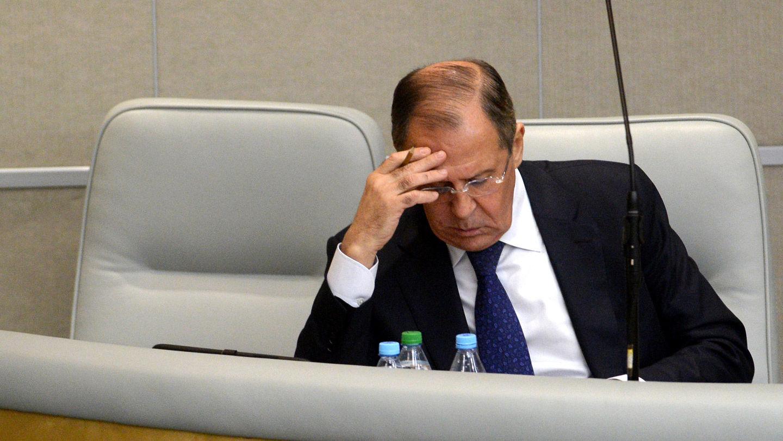 Лавров высказался о положении России: хуже, чем во времена холодной войны