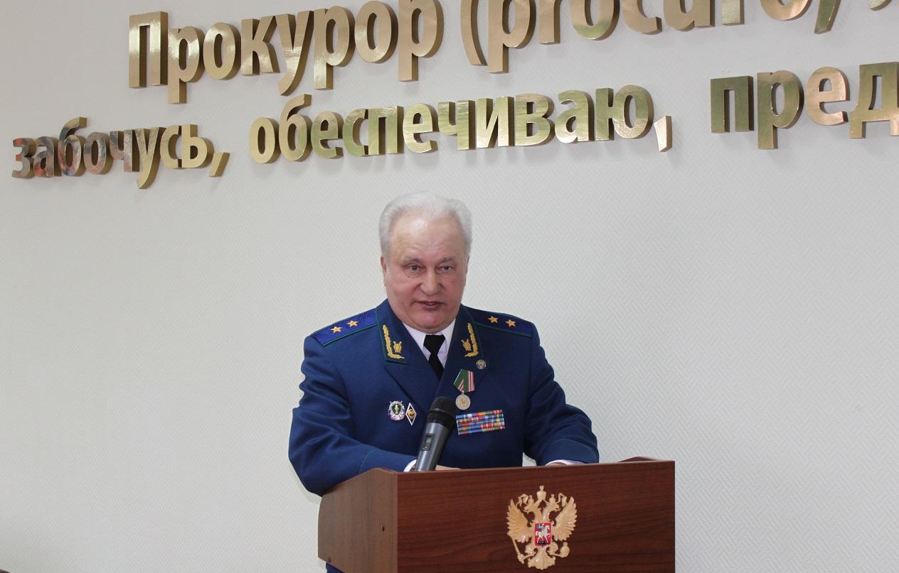 Скончался бывший прокурор города Брянска Николай Привалов
