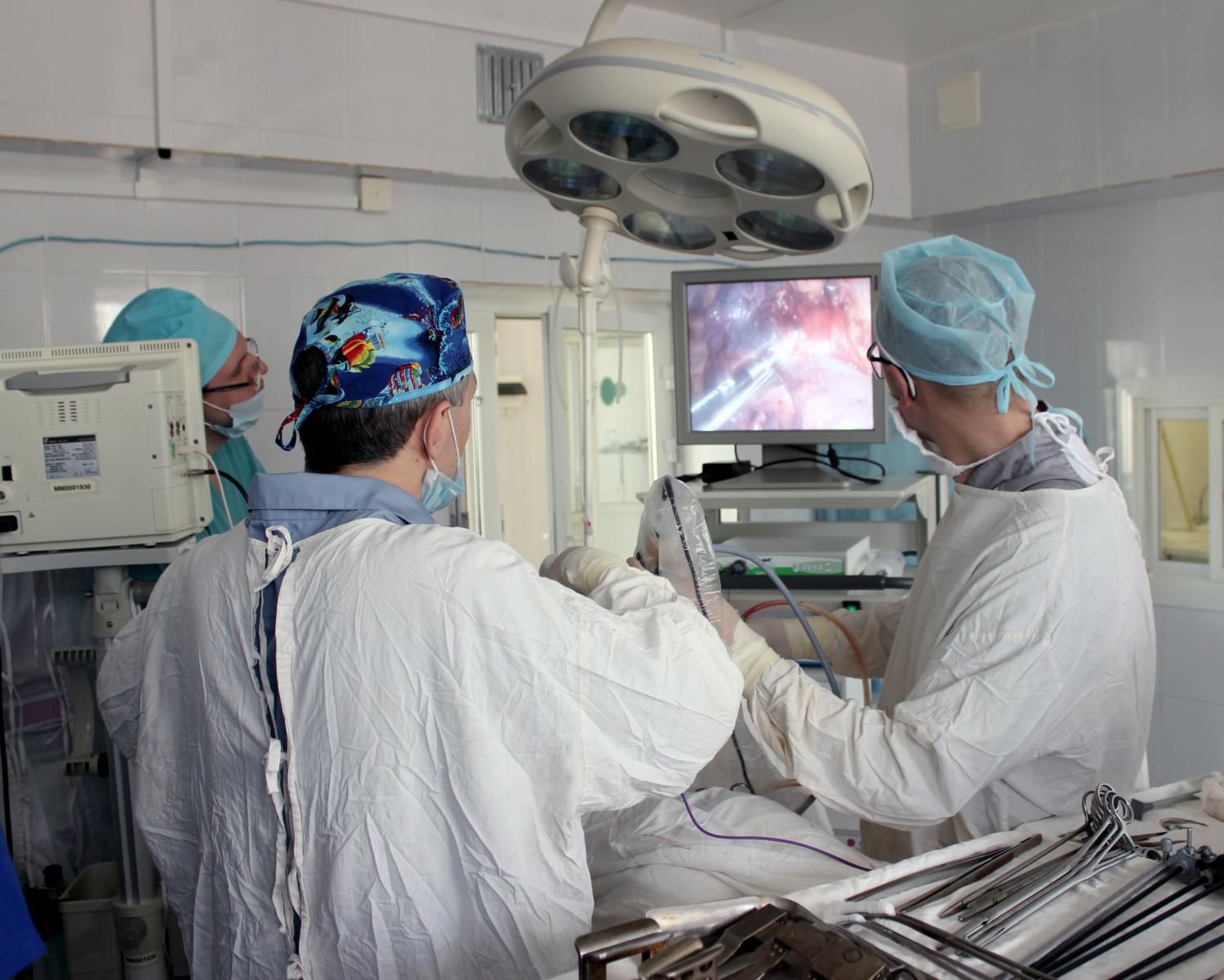 У федерального центра попросили средства на строительство пристройки к брянскому онкодиспансеру