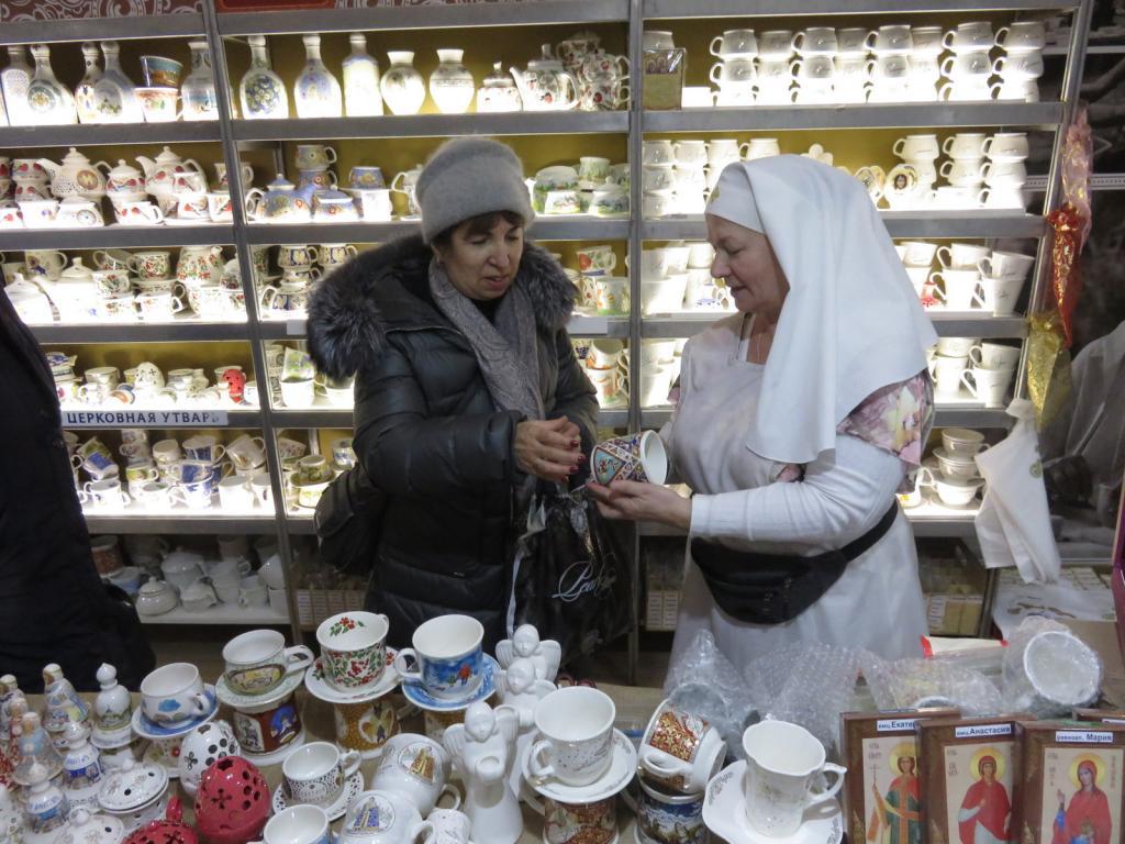 В Брянске открылась православная выставка-ярмарка
