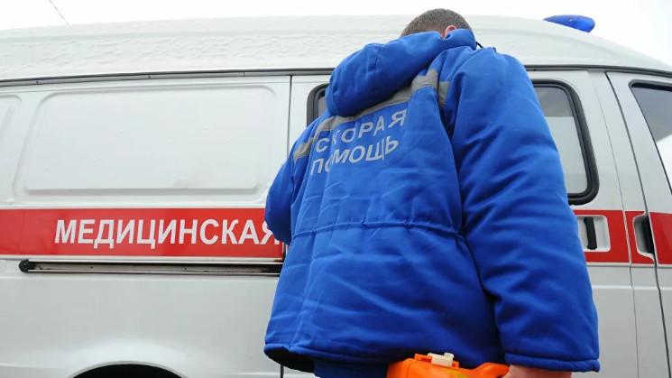 В Брянске водитель скорой и рядовой автомобилист выясняли за кем правда