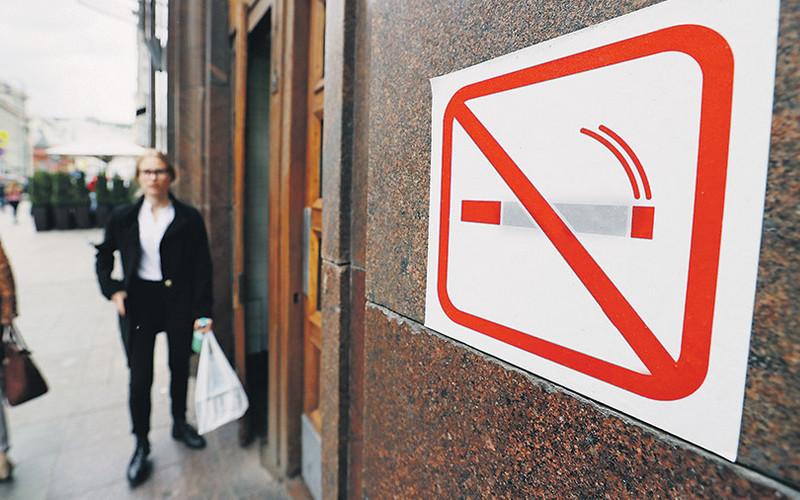 Курильщиков отвадят от подъездов домов