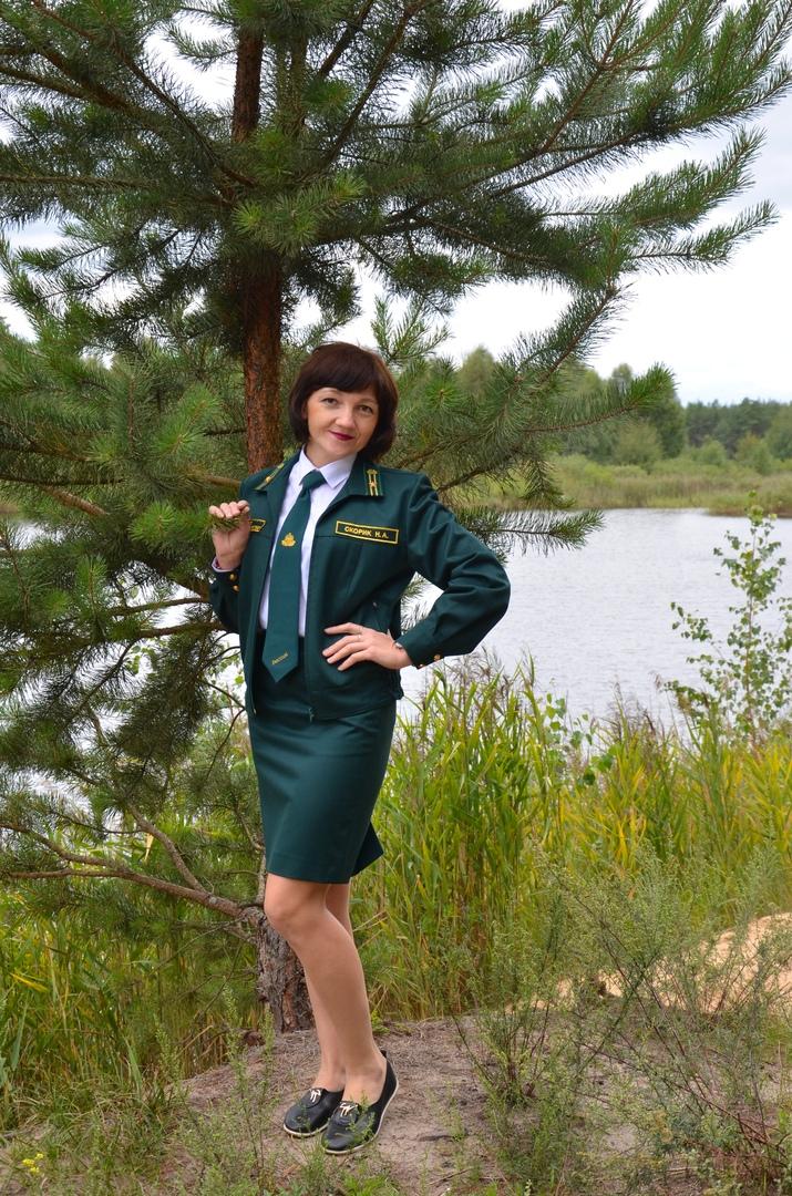 В Брянской области выбрали самую красивую работницу лесного хозяйства