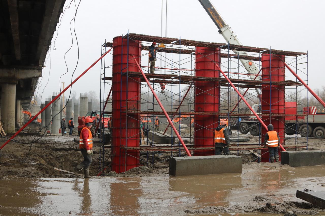 Сваи Литейного моста прошли испытания