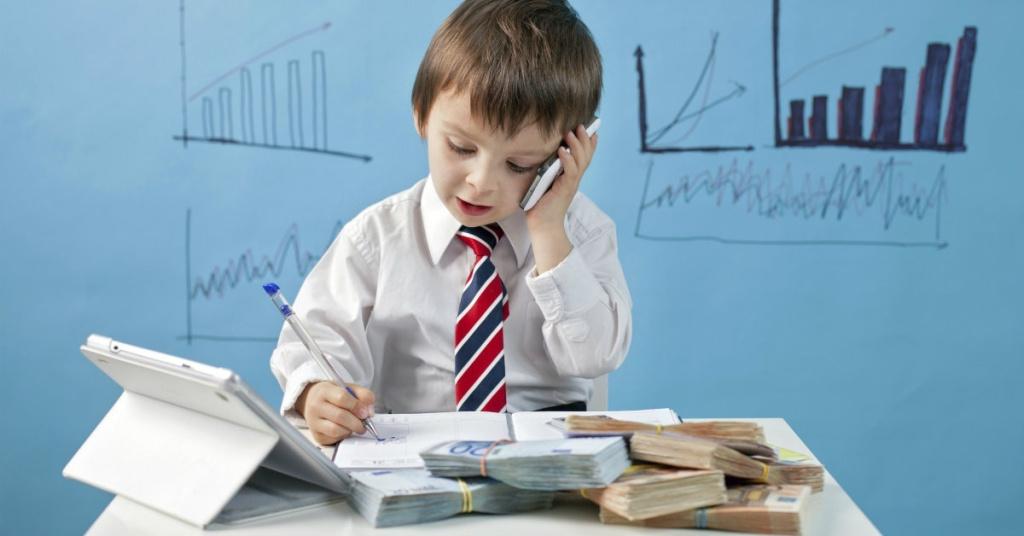 Что наши дети знают о финансовой грамотности?