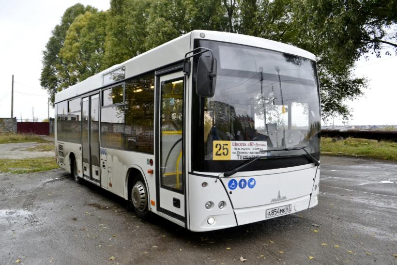 В Брянске появятся большие ЛИАзы и автобусы МАЗ