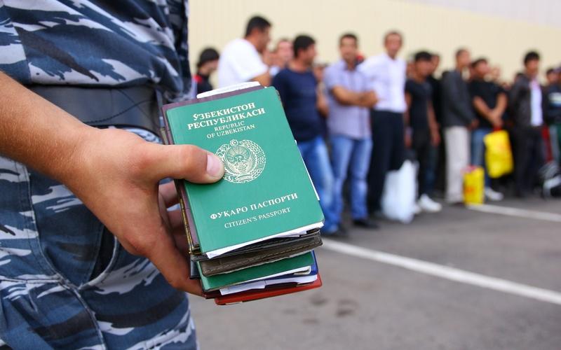 МВД перекроет нелегальным мигрантам доступ кжилью