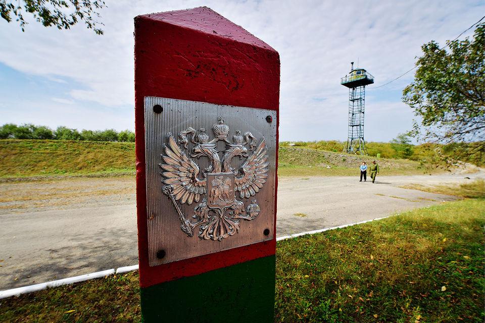 На брянской границе задержан гражданин Украины, скрывающийся от закона