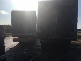 Брянские спасатели ликвидировали последствия автоаварии