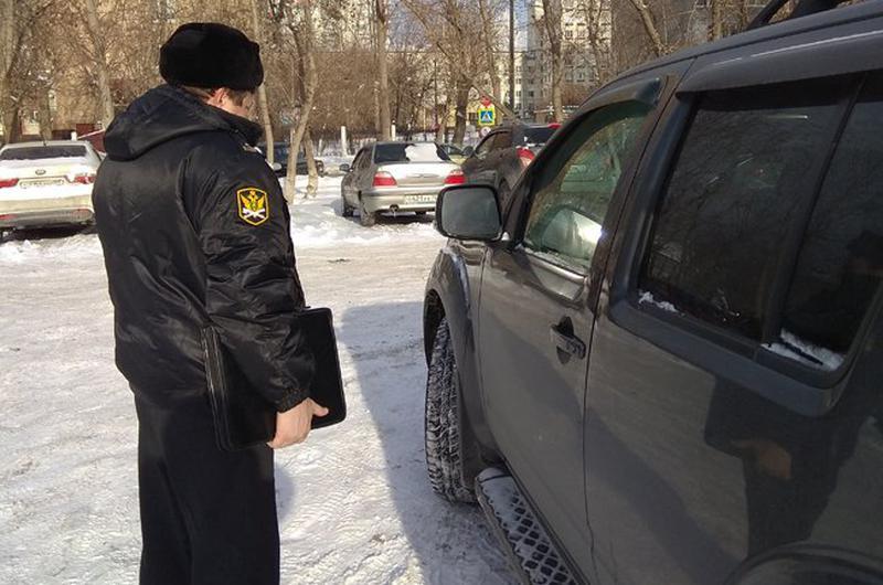 Брянский лихач оплатил 30 штрафов из-за страха ареста авто