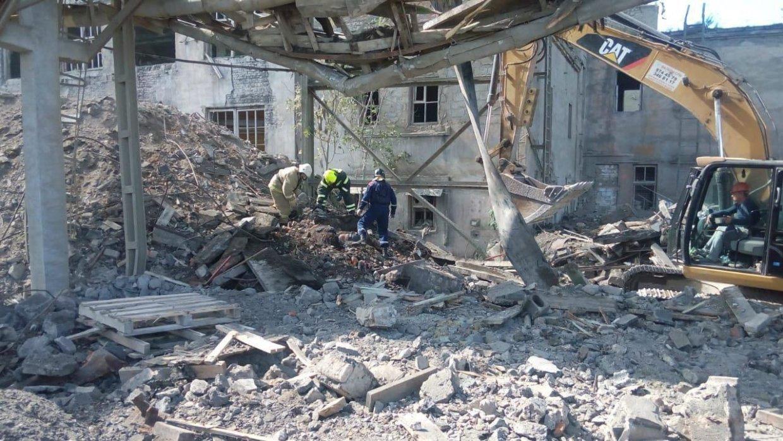 СМИ: при обрушении здания вЛенобласти погибли сотрудники брянской компании