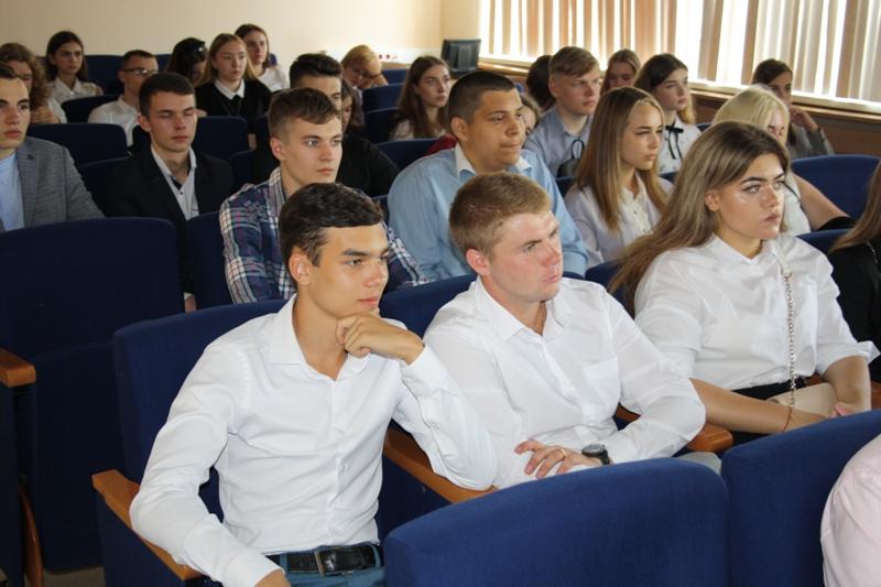 Студентов БГИТУ пригласили в налоговую