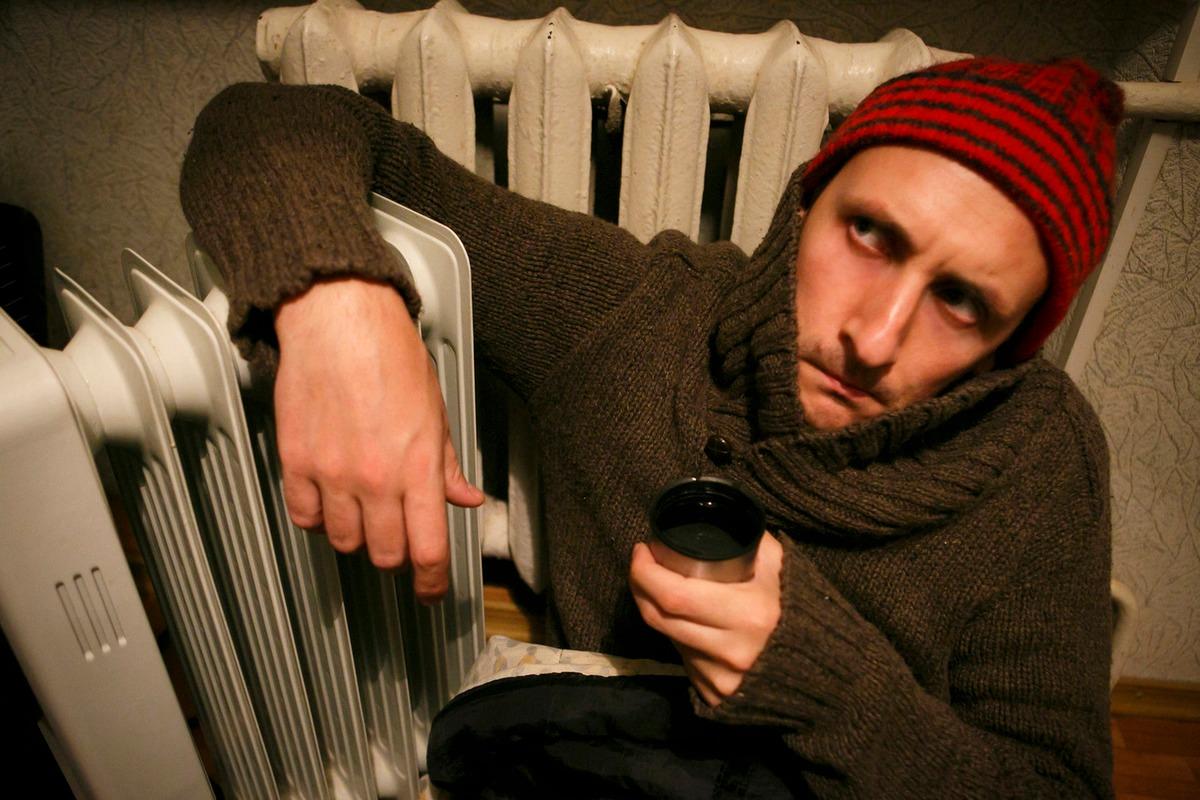 Жители Бежицы замерзают без отопления
