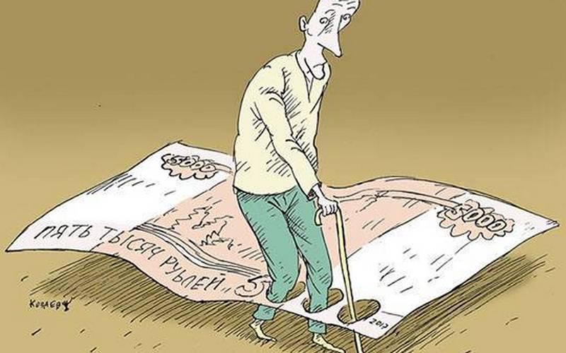 Пенсионер попросил уПутина гроб: дальше жить вэтой стране невозможно