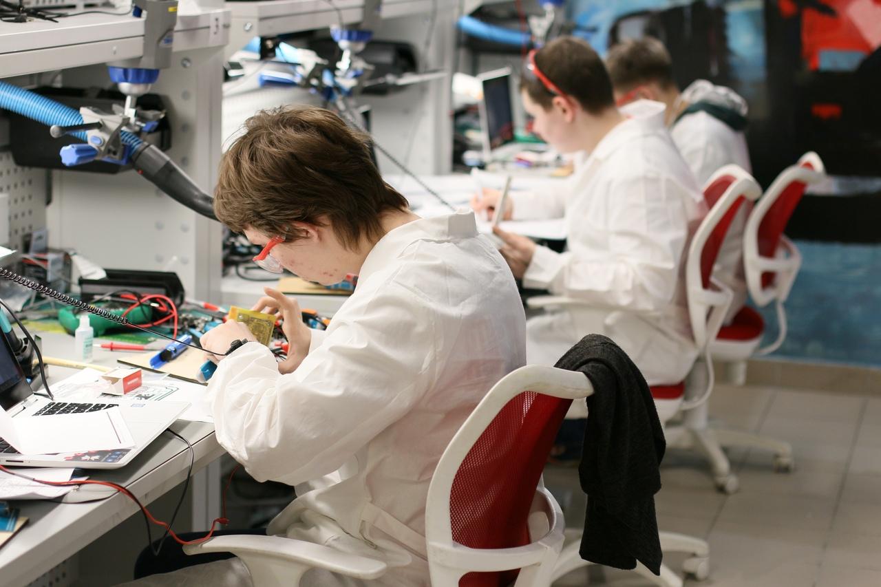 Набор в детский технопарк «Кванториум» стартовал в Брянске