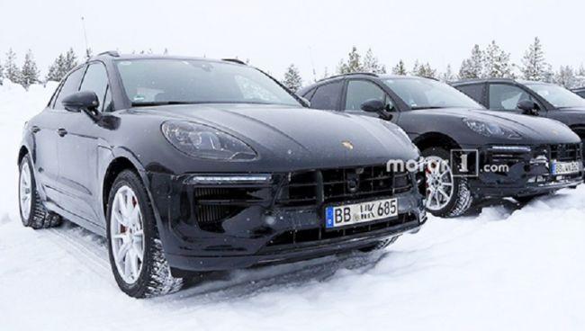 Стала известна тайна нового Porsche Macan
