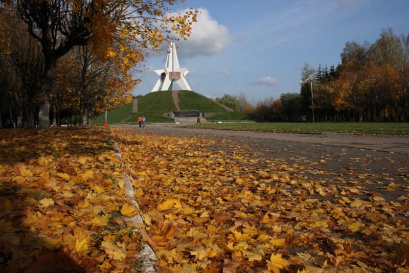 Почувствовать осень в Брянске можно за 2500 в день
