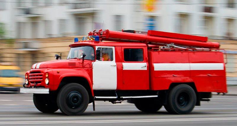 В Советском районе Брянска произошел пожар в квартире