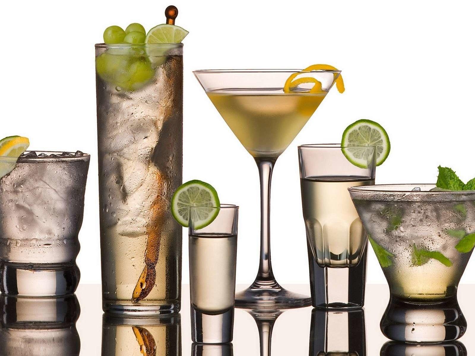 Ученые назвали безопасную порцию алкоголя