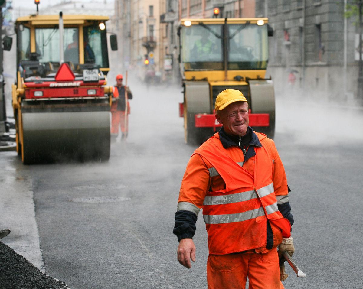 20 дорог отремонтируют в Брянске в 2020 году