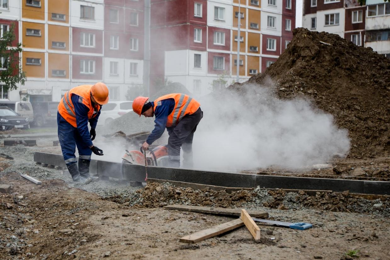 Стало известно какие дворы отремонтируют в Брянске