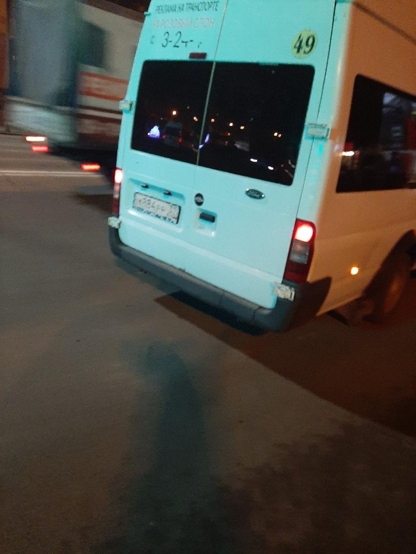 Брянцы жалуются на режим работы маршруток №49