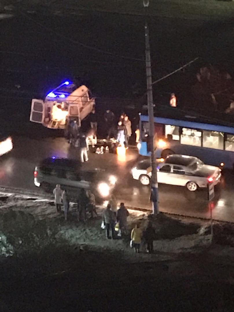 На Литейной автобус сбил пешехода