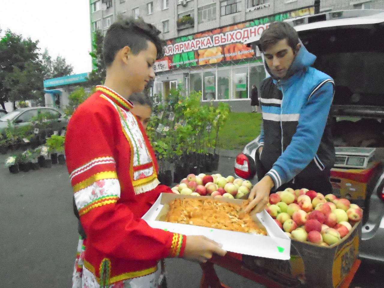 Ярмарки выходного дня открылись в Брянске
