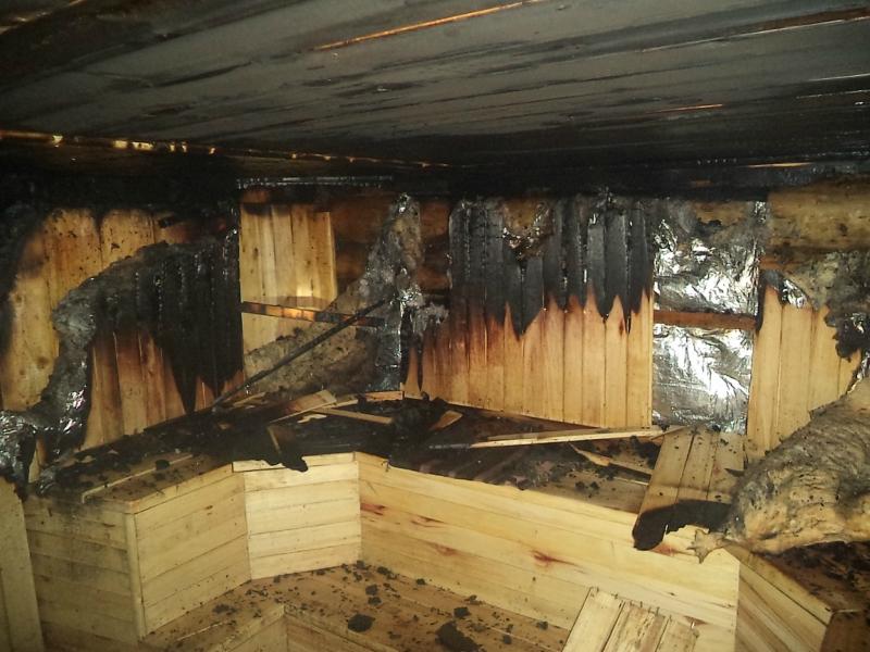 В Стародубе за день случился второй пожар