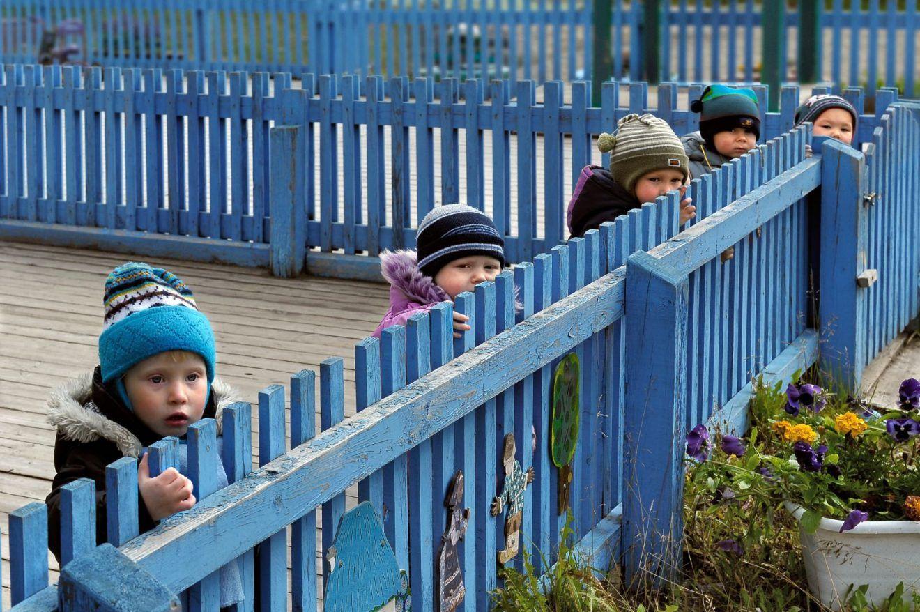 Жители России захотели иметь большое количество детей