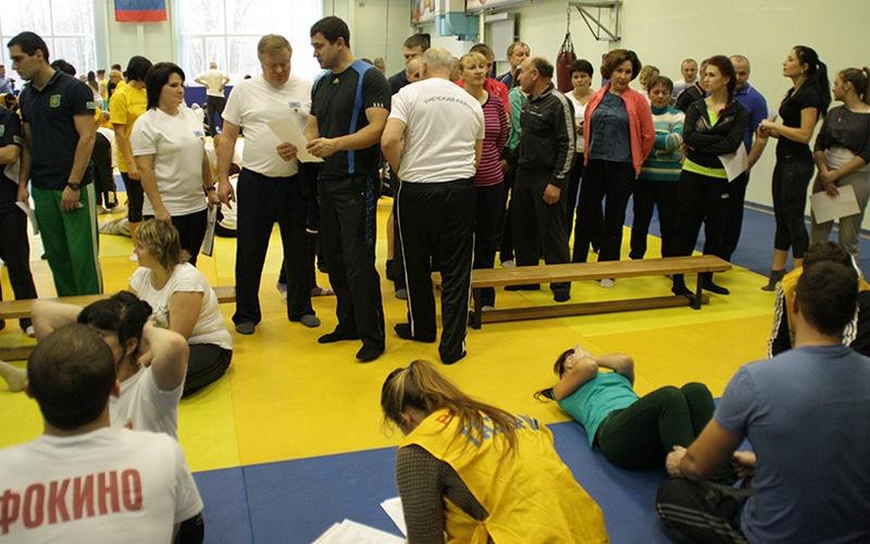 Брянские чиновники встретятся на спартакиаде «Здоровье»
