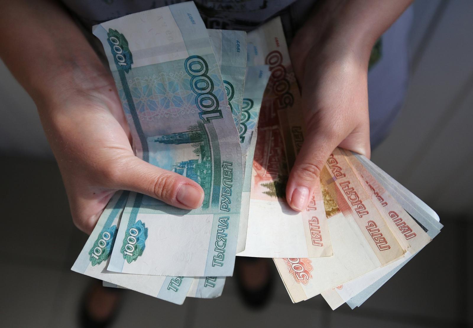 Брянскстат посчитал среднюю зарплату в области, вышло 29686 рублей