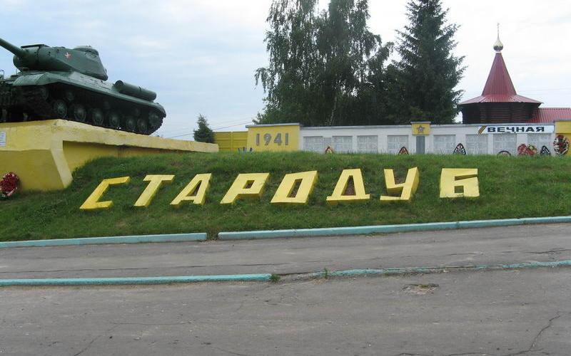 Одна изсамых необычных улиц России оказалась вСтародубе