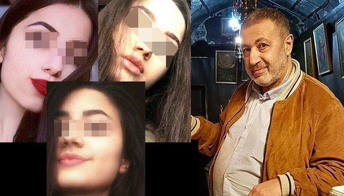 Три сестры зарезали отца-тирана