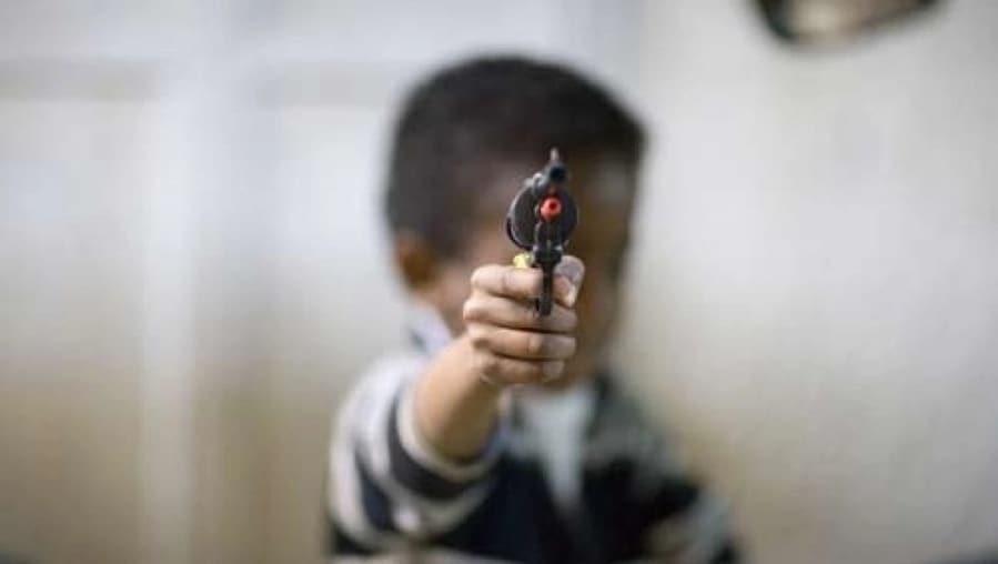 Трехлетний ребенок случайно застрелил маму